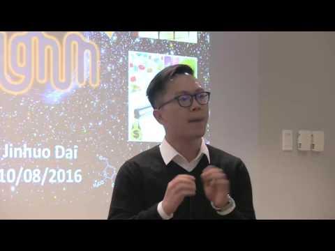 Jinhuo Dai - Lignin Fragmentation and its Biomass Applications