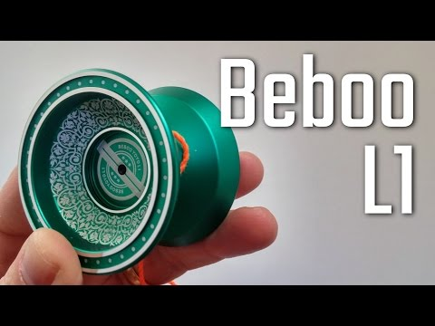 Beboo L1 Unresponsive YoYo  Toy - Metal Alloy Aluminum Professional yo-yo review