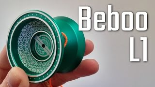 Beboo L1 Unresponsive YoYo  Toy - Metal Alloy Aluminum Professional yo-yo review
