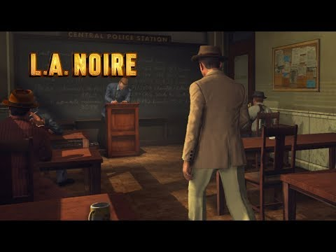 L.A. Noire - Remastered - Part 1