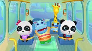 신기한 자동차   키키 묘묘 자동차 버스게임   베이비버스 게임동영상 완정판 screenshot 1