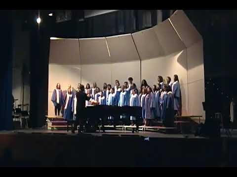 Ben Lomond High School Acapella Choir Fall 2017