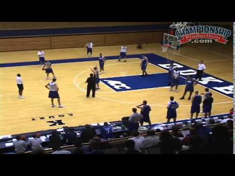 Open Practice: Offensive Playbook featuring Mike Krzyzewski