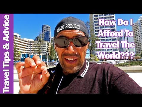 How do i AFFORD to TRAVEL the WORLD! | My Tips & Advice