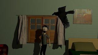 o corvo de edgar allan poe