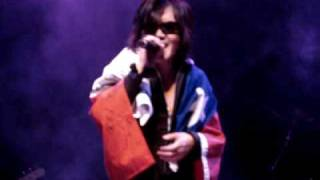 Earth in the Dark (live) - Toshi with T-Earth