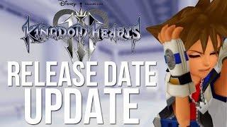 Kingdom Hearts 3 News - Release Date Updates