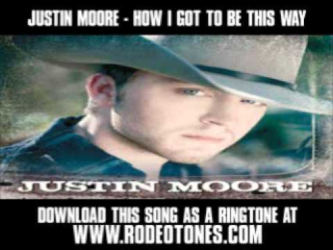 Justin Moore - How I Got To Be This Way [ New Video + Lyrics + Download ]