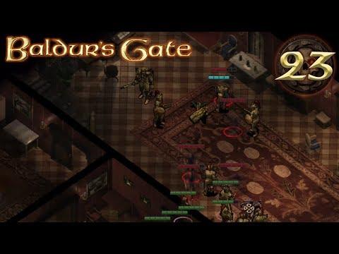 #23: Stopping the Coronation — [Baldur's Gate: Enhanced Edition]