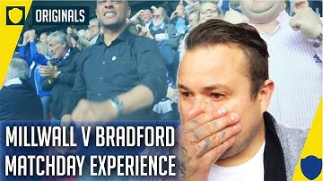 BRADFORD CITY VS MILLWALL 0-1: PLAY OFF FINAL MATCHDAY EXPERIENCE | FT LIONS TV & BANTAMS BANTER
