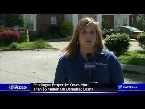 Several Pendragon Properties Rentals Facing Foreclosure