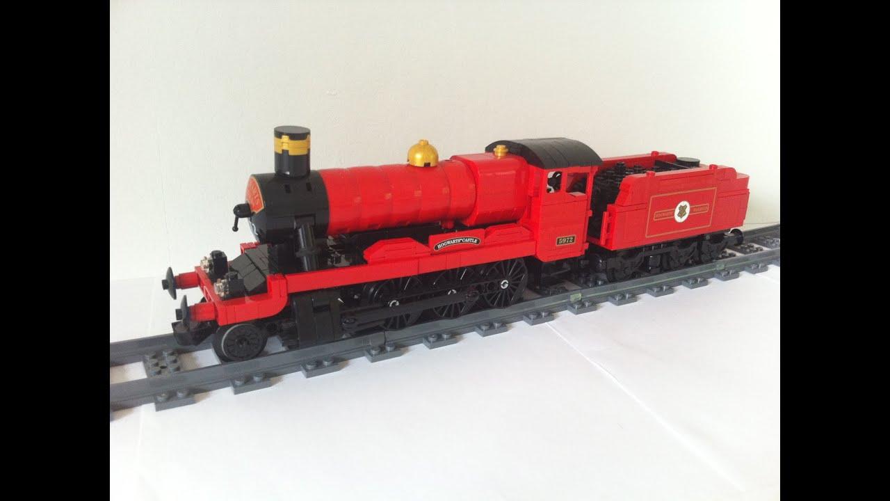Lego Hogwarts Express/Olton Hall - YouTube