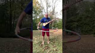 Can't change world so Hula Hoop