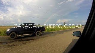 ¿Cómo es VIAJAR por tierra en VENEZUELA? | Caracas - Puerto Ordaz Road Trip