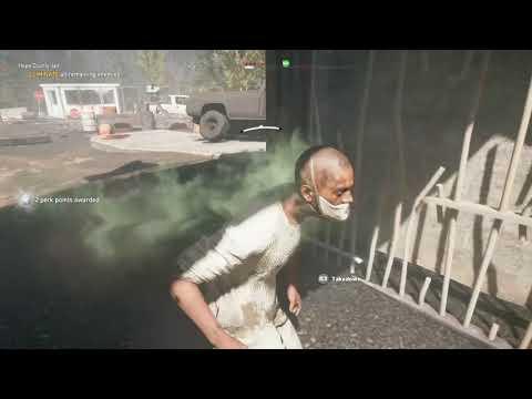 Far Cry® 5 prison defence