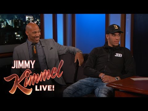 Thumbnail: Lonzo & LaVar Ball on Playing for the Lakers