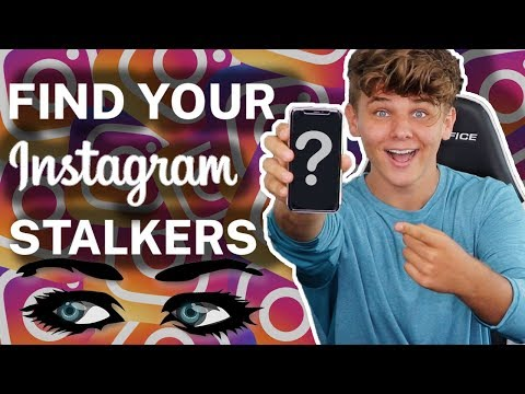 How can you view who watched your video on instagram
