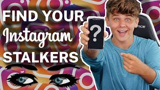 How to View Your Instagram STALKERS and FREQUENT VISITORS