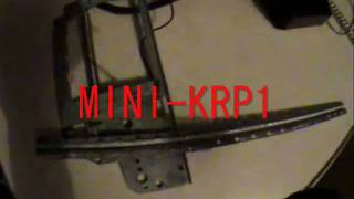 INTRODUCING THE MINI KRP1
