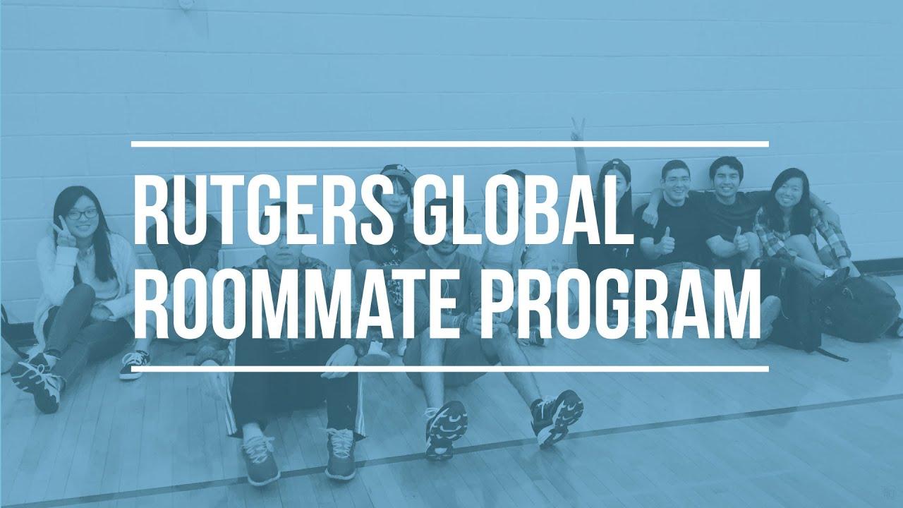 Rutgers Global Roommate Program