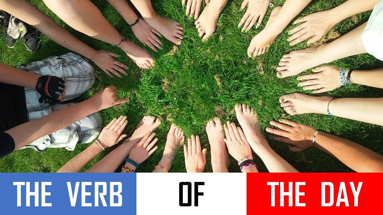 Learn French Conjugation # The Verb of the day #6