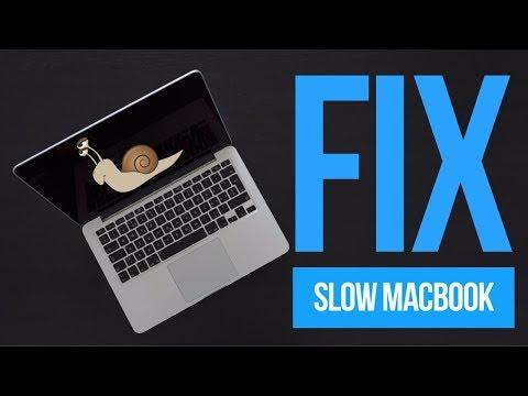 Slow MacBook: Why is my MacBook Pro running slow? - FiX