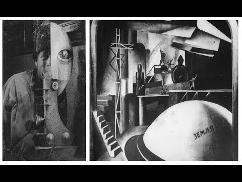 Aelita (first Soviet space sci-fi) / 1924 / Аэлита