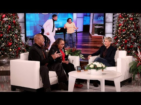 Ellen Surprises Adorable Couple with Honeymoon Fund - Extended Cut
