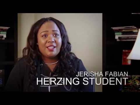 Jerisha Fabian's Nursing Career Becomes Possible at Herzing University