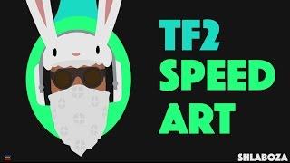 TF2: Speed Art -Echo-