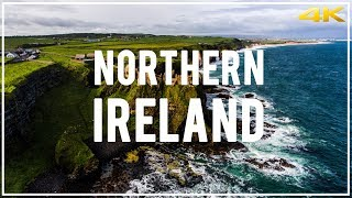 THE COAST OF NORTHERN IRELAND