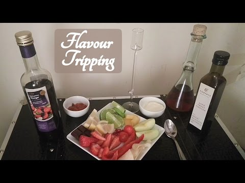 🍍🍓🍋 ASMR Flavour Tripping Party 🍋🍓🍍 (Miracle Berries, EatingSounds) ☀ 365 Days of ASMR☀
