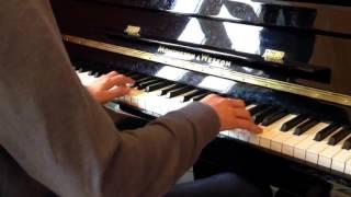 Bastille - Oblivion Piano Cover