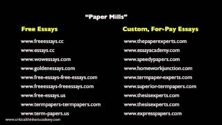 Buying papers online plagiarism