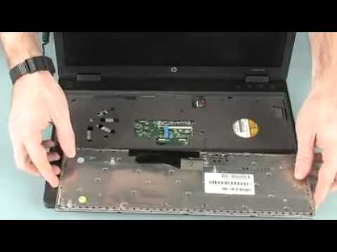 hp elitebook 8460p memory upgrade instructions