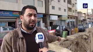 الطفيلة .. خمس سنوات من الانتظار لإعادة بناء جدار استنادي - (13/12/2019)