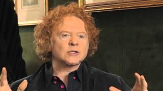 Simply Red interview - Mick Hucknall (part 1)