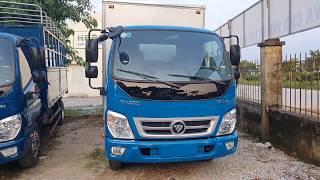 THACO OLIN mới kính koong tại 34fun xe tải 1900 636 114