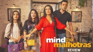 Amazon Prime Mind The Malhotras