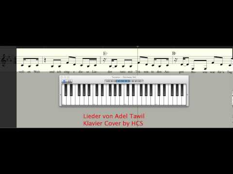 Lieder Adel Tawil Part one ( part two is out now )