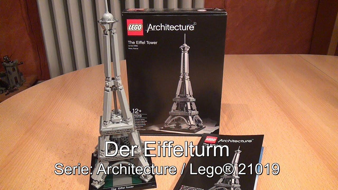 LEGO Architektur Der Eiffelturm 21019 günstig kaufen