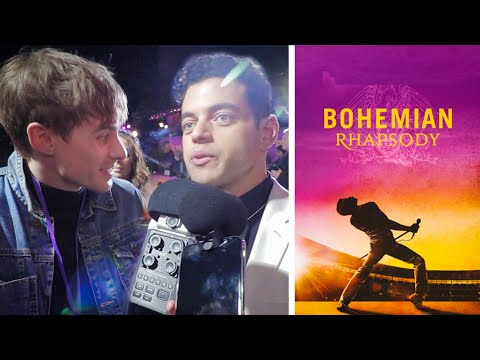 When Jolly Met the Cast of Bohemian Rhapsody...🤭 (ft. Shandy)