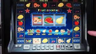 Как обыграть казино вулкан на 23 000 рублей Fruit cocktail  СЕКРЕТ КЛУБНИЧЕК как играть