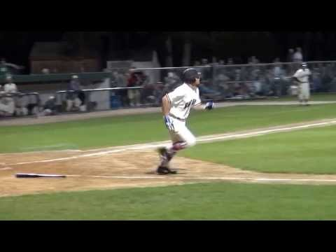 Cape Cod Baseball: A.J. Reed HR Iso vs. Orleans, August 7, 2013