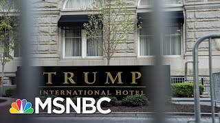 Fahrenthold: Trump Is Trademarking 'Telerally' To Pump Money Into Private Business | All In | MSNBC