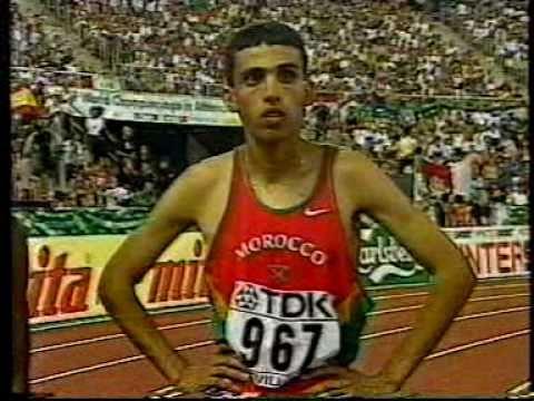 1999 IAAF World Athletics Championships - Men's 1500m ...