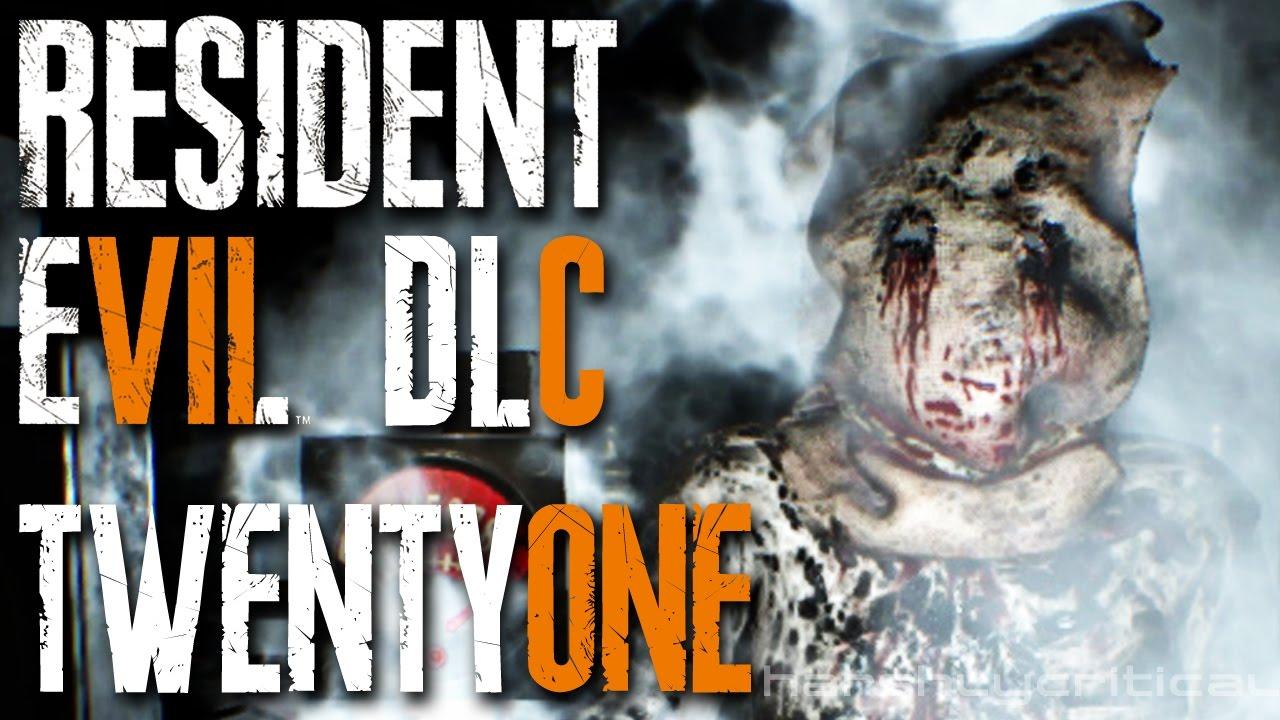 Resident Evil 7 Dlc 21 Banned Footage Vol 2