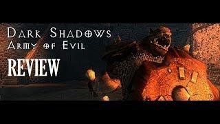 Dark Shadows: Army of Evil [REVIEW]