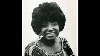 A  woman left lonely - Ella Brown (LANOR - 1971)