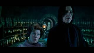 Все сцены с Северусом Снейпом Гарри Поттер и кубок огня